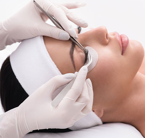 seminario eyelash extension